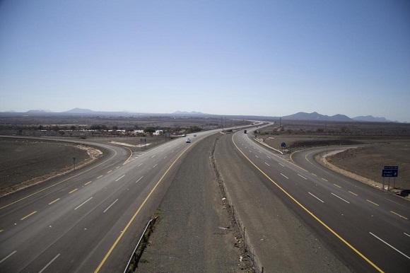 » طريق مكة - المدينة المنورة السريع
